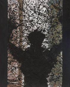 La tierra Bebé Philip Ralley Antiguo Pintura impresión de arte enmarcado 12x16 pulgadas
