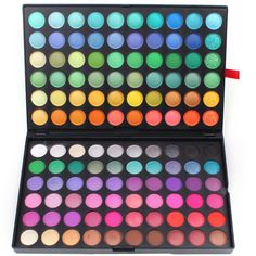 120 Full Colors Pro Professional Eyeshadow Eye Shadow Make Up Makeup-Color Cosmetics Palette Fashion Kit