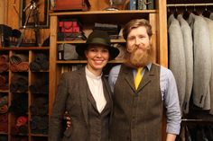 Scottish tweed jacket, suit, knitwear, and tailoring specialists. Classic and slim fit. 2015 Scottish Fashion Awards Retailer of the Year! Edinburgh, Walker Slater, Beard No Mustache, Harris Tweed, Dapper, What To Wear, Hipster, Style Inspiration, Mens Fashion