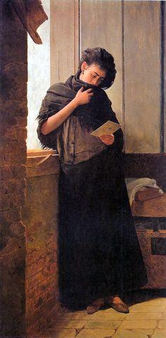 Almeida Júnior  Saudade (1899)   Google_Art_Project