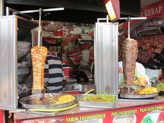 Kebab shop - Turkey