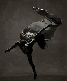 Albert Watson and the art of dance