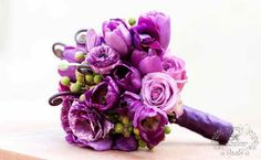 Purple Passion Wedding Inspiration
