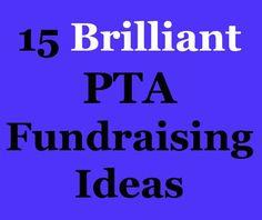 Here are some super successful Fundraising Ideas for your PTA (Parent/Teacher Association). Check em out: www.rewarding-fundraising-ideas.com/pta-fundraising-ideas.html
