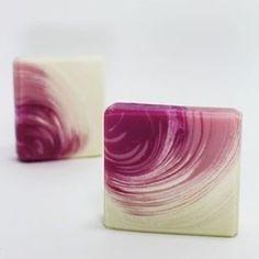 handmade soap - interesting swirls                                                                                                                                                      More
