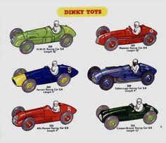 Dinky Toys - 1955