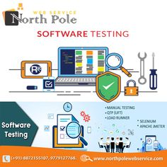 NorthPole web service provides the best, time and moneyefficient digital marketing solution.We assure you the dexterous performance via NorthPole Web Service, for the marketing of your company digitally. Manual Testing, Software Testing, Selenium Software, The Marketing, Digital Marketing, Priorities List, Web Analytics, Relationship Building, Creative Visualization