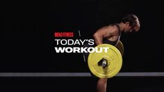 Today's Workout 80: The Barbell Complex to Build Your Entire Body | Men's Fitness