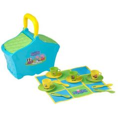 Pipsa Possu picnic setti Picnic Mat, Picnic Blanket, Toys Uk, Christmas Delivery, Korn, Settee, Peppa Pig, Best Part Of Me, Tea Set