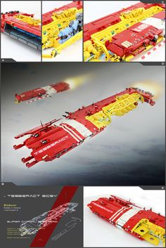 Pierre E. Lego Spaceship, Spaceship Concept, Concept Ships, Space Engineers, Amazing Lego Creations, Lego Ship, Lego Boards, Lego Design, Lego Projects