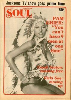 Vintage Soul  Magazines