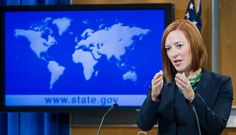 After confusing Netanyahu remarks on viability of a future Palestine, State Department says hardline comments may be electioneering, best to 'wait and see'