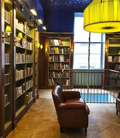 "Introducing the ""Only French Bookstore in the U.S."""