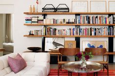 need some serious shelfs in my current junk room that desperately needs to become my inspiration studio. i like these.