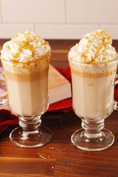 Butterbeer Hot Cocoa