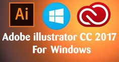 Adobe CC 2017 is the latest version products of Adobe. Adobe illustrator CC 2017 is one of them. it's the best vector graphics software of all time. but it's price is too high. many people can buy and use it for high range price. for that we make it free using crack for those people who can not buy it. after applying crack you'll able to use it fully free and no time limitation. very easy to crack it. Minimum Requirements:  Intel Pentium 4 or AMD Athlon 64bit Processor or Higher.  windows 7…
