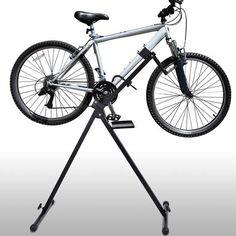 Kerékpár javító, szerelő állvány