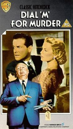 Classic Movie Night- Dial M for Murder