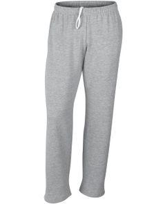 Gildan Pocketed Men's Open Bottom Sweatpants 12300 from X-it Corporate