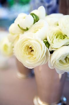 Roses Alternatives, Inexpensive Wedding Flowers, Arrangements, Bouquets, Budget || Colin Cowie Weddings