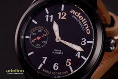 ELITE '50' LIMITED – Adelino Luxury Timepieces