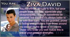 I got Ziva. Take the quiz to see who you are from Ncis