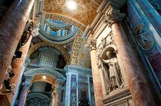 Basílica de San Pedro en la Ciudad del Vaticano