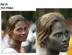 The real Dravidian women