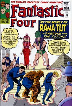 Fantastic Four,