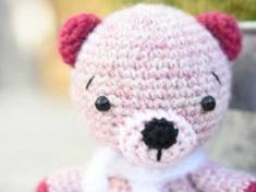 Amigurumi Ayı Teddy Oyuncak Yapımı
