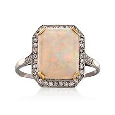Ring With .50 ct. t.w. Diamonds In Two-Tone