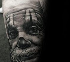 75 Clown Tattoos For Men - Comic Performer Design Ideas Good Clowns, Clown Images, Clown Tattoo, Tattoos For Guys, Design Ideas, Ink, Mens Fashion, Comics, Style