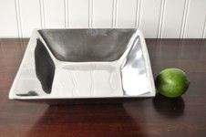 Old Town Imports Aluminum Serveware Square Dish {PRESALE ONLY}. $14.99 regularly $27.99