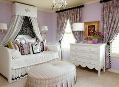 I'm soooo gonna make this room happen but w/ the mute button off the purples!