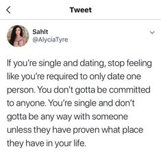Term for only dating one person