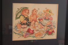 Counted Cross Stitch by Barb Fridley :)
