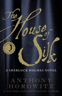 """I'm not the biggest Sherlock fan, but I'm still a fan. And everywhere I turned in Lithuania, I kept seeing other book by Anthony Horowitz, second book to """"The House of Silk""""…"""
