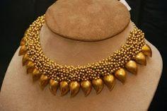 Maharashtrian wedding gold jewellery