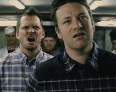 Jamie Oliver Teases 'Food Fight Club' with 'Fight Club' Parody