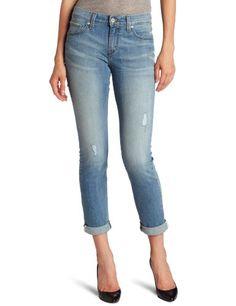 Levi's Women's Mid Rise Skinny Cuffed Jean « Impulse Clothes