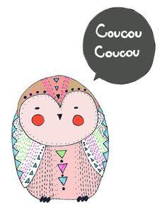'Coucou' by Désirée Moquete