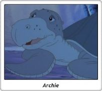 Archie / En busca del Valle Encantado / The Land Before Time / Don Bluth / Amblin