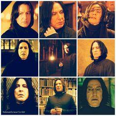 Accio Severus Snape