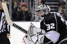He has to be nominated for the Vezina this year!