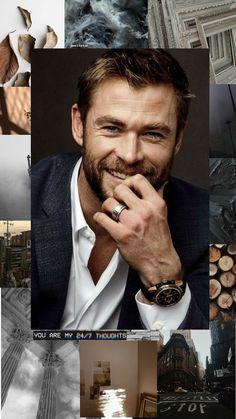 Hemsworth Brothers, Chris Hemsworth Thor, Gaia, Snowwhite And The Huntsman, Man Thing Marvel, Avengers Wallpaper, Stucky, Marvel Movies, Chris Evans