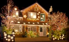 Top 46 outdoor christmas lighting ideas illuminate the holiday how to testing storing and recycling holiday lights mozeypictures Image collections