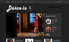 Wir gestalteten für das Dance-in Tanzstudio in Münsingen einen neuen, zeitgemässen Internetauftritt. Überzeugen Sie sich selbst