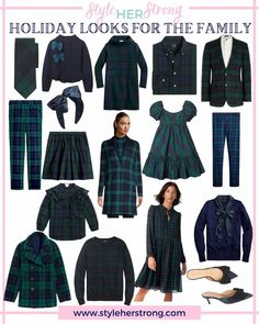 Family Photo Outfits, Picture Outfits, Matching Family Outfits, Holiday Style, Holiday Looks, Holiday Fashion, Christmas Pictures Outfits, Christmas Outfits, Family Christmas Cards