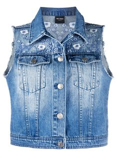 Panciotto Jeans Uomo Cardigan Gilet/'  Verde,Nero,Bianco Giacca Italy S,M,L,XL,