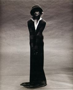 Bette Franke -     W Magazine (July 2006)    photo: Michael Thompson